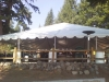 40ft-x-40ft-rental-party-tent-set-up-at-cresent-lake-oregon