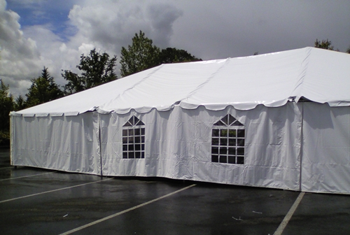 30 X 50 Party Tent Rentals For Fireworks Sales Tents In